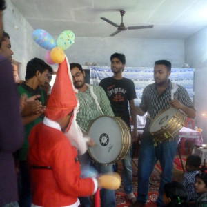 Christmas 2014 - Kanam ST.Marys, Vettuveli O.C.Y.M with Navakarma
