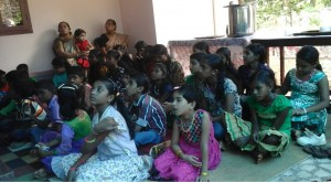 Education aid distribution Meeting- June 2016