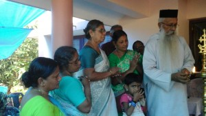 Inaugration - Education Aid Distribution June 2016 by Rev. Fr. Mani Panthanalil