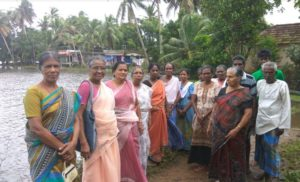 Aug 2019 - Navakarma Volunteers in Vaippithara